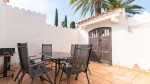 Semi-detached house for sale located in the El Dorado urbanization of Cambrils. Three hundred meters from the beach.